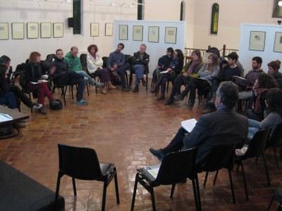 160 joves assisteixen a les jornades joves-empreses ODISSEU .