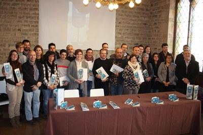 19 restaurants de la Vall del Corb ofereixen una carta específica de vins del Riu Corb.