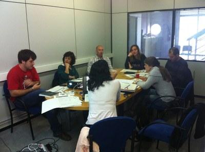 6 empreses participen al taller per aprendre a elaborar Memòries de Sostenibilitat.