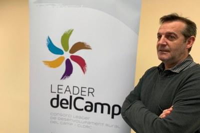 """Acompanyar i assessorar als emprenedors amb l'objectiu de consolidar els seus projectes, objectiu principal d'""""Start-Up Rural"""". En parlem amb Jordi Paris."""