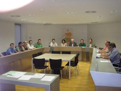 Adrià Marquilles presideix el Consorci per al Desenvolupament de la Catalunya Central.