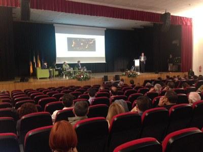 ARCA participa al Congrés sobre Despoblament en zones rurals a Montánchez.