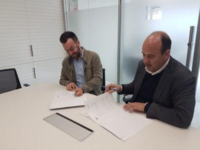 ARCA renova el conveni de col·laboració amb l'Associació Catalana de Municipis.