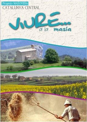 Bona acollida de la presentació del documental VIURE... a la masia a Navès (el Solsonès).