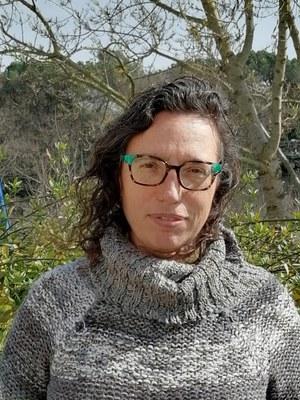 Anna Pararols - assessora territorial del DARP a la província de Girona.