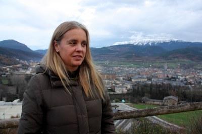 Mireia Font - gerent del Consorci GAL Alt Urgell-Cerdanya.
