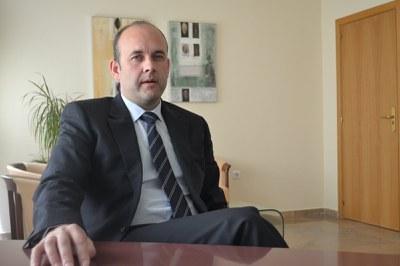 Carles Luz i Muñoz es elegit president de l'Associació d'Iniciatives Rurals de Catalunya.