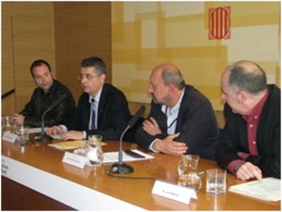 Catalunya i Astúries intercanvien experiències en desenvolupament rural.