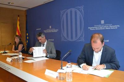 Catalunya, primera comunitat autònoma de l'Estat a seleccionar els grups Leader que aplicaran el desenvolupament local participatiu Leader en el període 2014-2020.