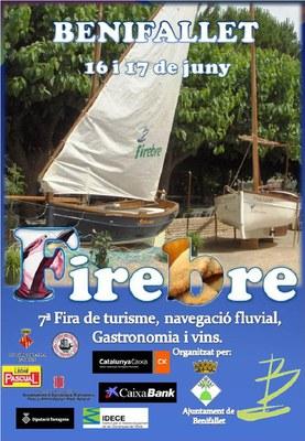Celebració de la 7ª Edició de FIREBRE, fira d'activitats turístiques i promoció econòmica de Benifallet.
