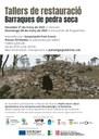 COL·LABORAxPAISATGE organitza dos tallers de restauració de barraques de pedra seca