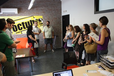 Comitè de pilotatge cooperació catalana 2013.