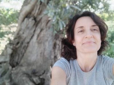 Iolanda Trilla - assessora territorial del DARP a la província de Tarragona.