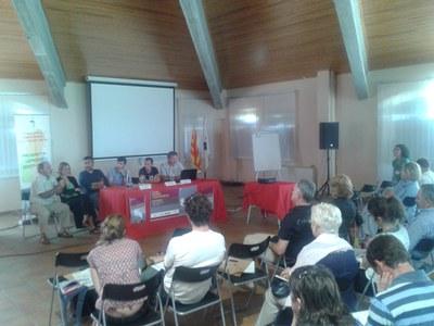 Consolidació de les jornades masies + sostenibles realitzades a Pinós els dies 16 i 17 de juny.