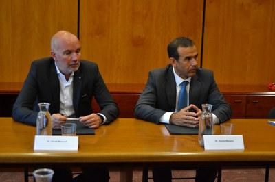 Conveni entre Agricultura i CaixaBank per finançar projectes de cooperació Leader dels Grups d'Acció Local.