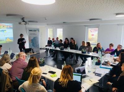 """""""Cowocat_Rural"""" participa en una nova trobada del projecte CoLabora a Alemanya, compartint experiències de coworking rural."""