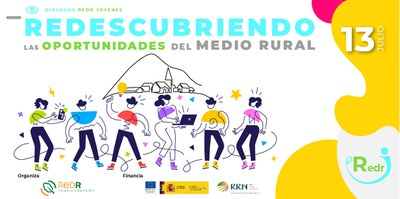 """""""DiàlegsREDRJoves: Redescobrint les oportunitats del medi rural""""."""