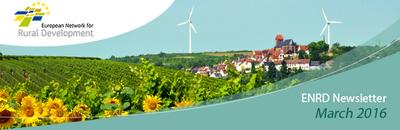 Disponible el nou butlletí de la ENRD amb tota l'actualitat europea en l'àmbit del desenvolupament rural.