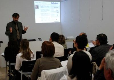El CIS explica la RSE als empresaris i administracions locals de la Ribera i la Terra Alta .