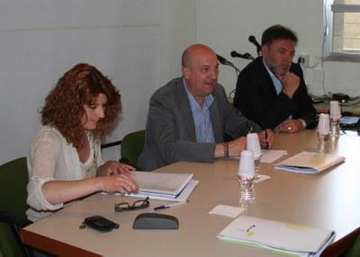 El Consorci Intercomarcal d'Iniciatives Socioeconòmiques acull l'Assemblea General d'ARCA .