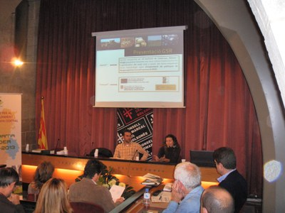 El Consorci per al Desenvolupament de la Catalunya Central aposta pels Territoris Socialment Responsables.