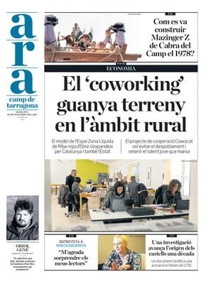 El 'coworking' s'expandeix en l'àmbit rural.