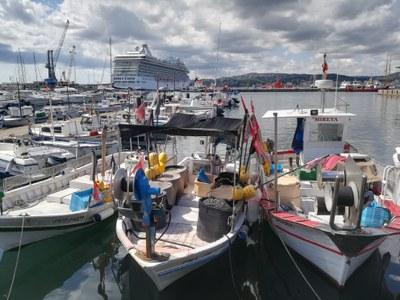 El DARP destinarà 2,8 M€ al sector pesquer en el marc del Fons Europeu Marítim i de la Pesca.