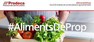 El Departament d'Agricultura agrupa en un sol web les iniciatives catalanes de venda d'aliments i begudes de proximitat.