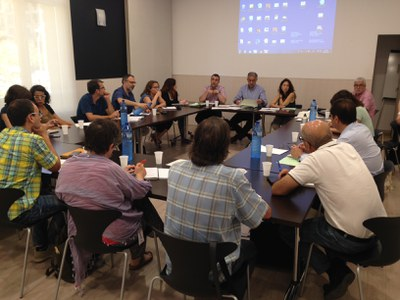El Departament d'Agricultura crea el Grup de treball de joves en el marc del Programa de Desenvolupament Rural de Catalunya.