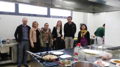 """El grup GAL polonès """"Warminski Zakatek"""" visita el Consorci de Desenvolupament Alt Camp, Conca de Barberà i Anoia."""