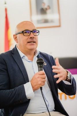 Secundino Caso, president de la Xarxa Espanyola de Desenvolupament Rural (REDR)..