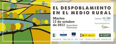 """El programa ODISSEU, una de les iniciatives que es presentaran a la jornada """"El Despoblamiento en el Medio Rural""""."""