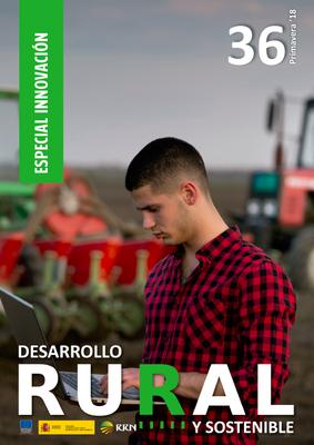 "El projecte ""Cowocat_Rural"", un dels protagonistes de la revista ""Desarrollo Rural y Sostenible""."
