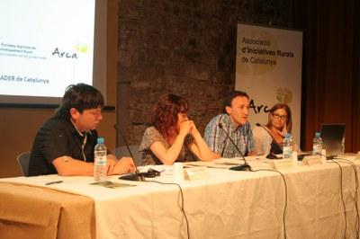 El valor de la cooperació per al desenvolupament rural de Catalunya.
