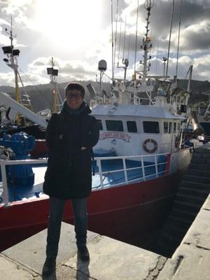 """""""Els ecosistemes marins i oceànics reclamen un tracte especial, i els pescadors han entès el missatge"""". En parlem amb Anna Masdeu."""