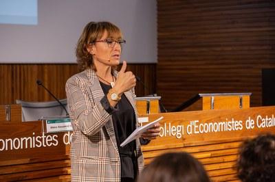 Eva Torrents - assessora en màrqueting i comunicació.