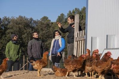 Els espais test agraris i la incorporació de joves i noves persones a la pagesia, a debat.