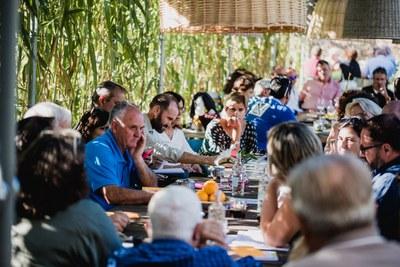 Els Grups de Desenvolupament Rural i la REDR defineixen el LEADER del futur. Un altre LEADER és possible!.