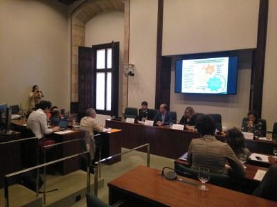 "Els grups Leader posen sobre la taula la necessitat de crear una ""Agenda Rural Catalana""   ."