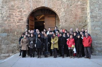 """""""English course for cooperation projects"""", promovent la cooperació entre grups d'acció local francesos i catalans."""
