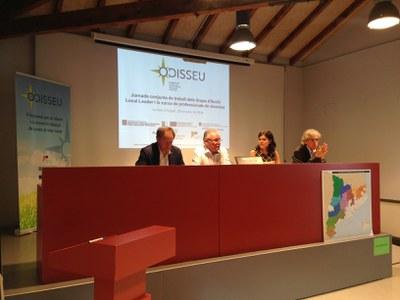 Es celebra la II Jornada tècnica del projecte Odisseu.