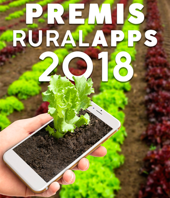 """Es convoca la V edició del """"Premi Ruralapps""""."""