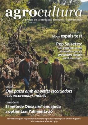 """""""Espais test, una eina per al relleu generacional i el desenvolupament rural"""". Article revista AGROCULTURA."""
