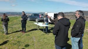 """Èxit de participació al curs """"L'aplicació dels Drons a la gestió forestal""""."""