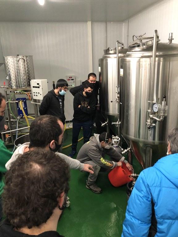 Curs d'Elaboració de Cervesa