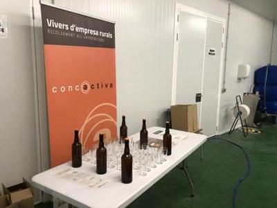 Curs d'Elaboració de Cervesa.