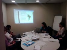 Formació tècnica als Grups Leader per fer memòries de sostenibilitat segons la nova guia G4 de Global Reporting Initiative.