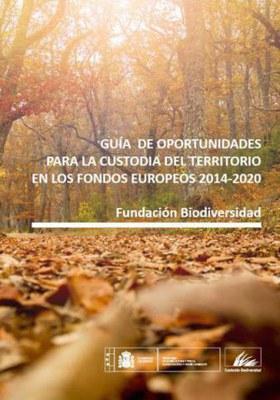 Guia de finançament europeu per a entitats i administracions locals ambientals, rurals i de custòdia del territori.