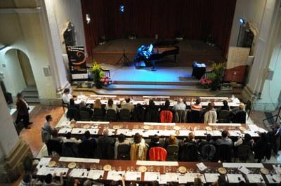 GUSTUM col·labora en el IV Festival de Pasqua de Cervera. Música clàssica catalana.