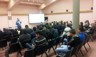 IIª Jornada Tècnica de Desenvolupament Rural.